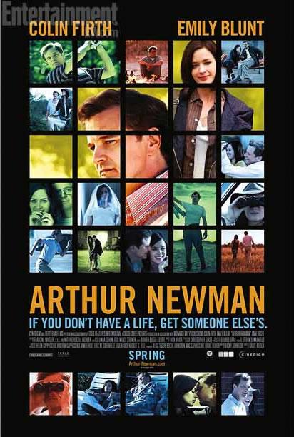 科林·费斯新片《亚瑟·纽曼》(Arthur Newman)首曝预告