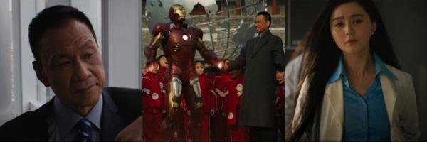 《钢铁侠3》(Iron Man 3)将分国际版和中国版 范冰冰只出现在中国版