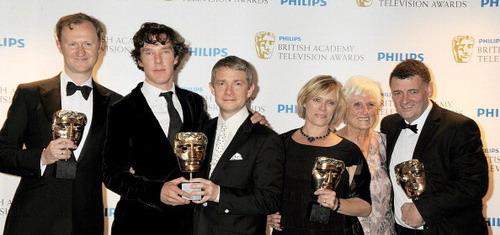 2011年BAFTA电视奖揭晓 《夏洛克》最佳剧集