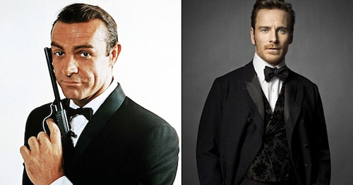 迈克尔·法斯宾德是新一任007?