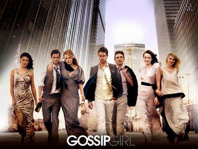 年轻人最爱 《绯闻女孩》Gossip Girl