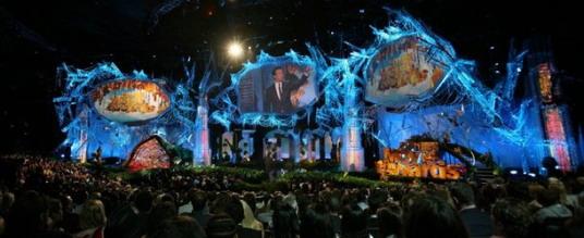 2011MTV电影奖获奖名单,《暮光之城》5项大奖继续蝉联