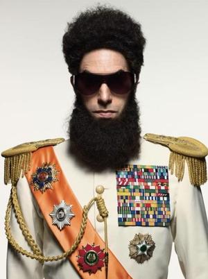 """萨拉·拜伦·科恩之""""独裁者"""