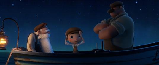 皮克斯最新动画短片亮相 《月神》片段首曝光