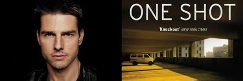 汤姆克鲁斯瞄准《一击》 再演惊悚动作片化身大侦探