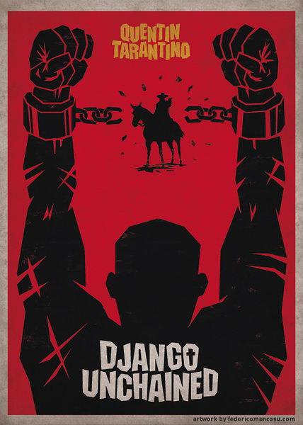 《被解放的迪亚戈》海报