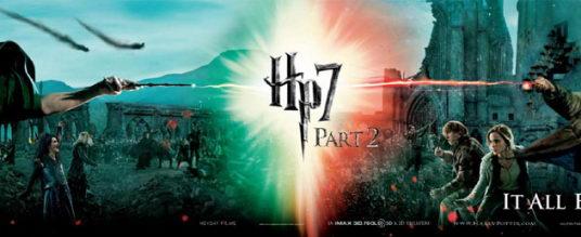 《哈利·波特与死亡圣器:下》第二款正式预告片!