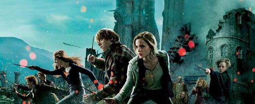 《哈利·波特与死亡圣器下》电影片段
