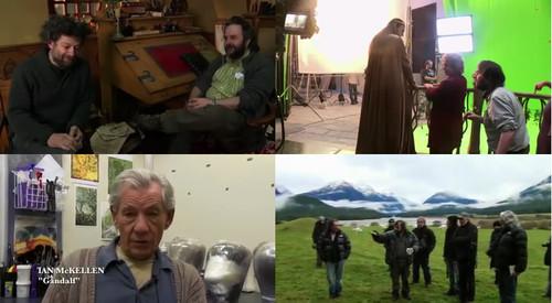 直击《霍比特人》片场 254天拍摄第一阶段结束