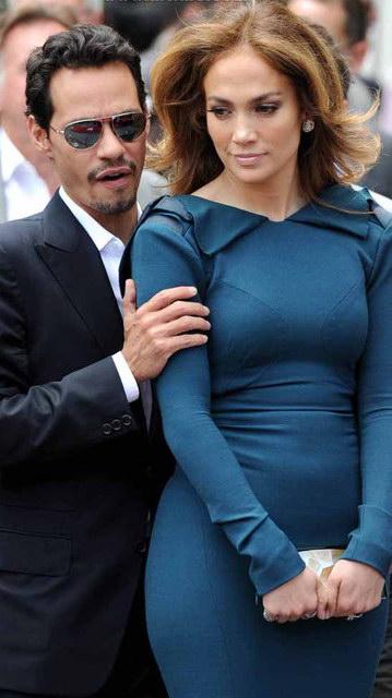 难逃七年之痒詹妮弗·洛佩兹与丈夫马克宣布离婚