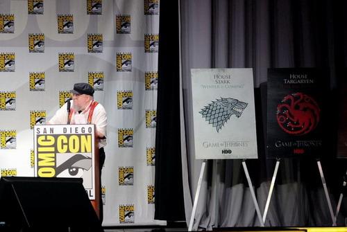 《权力游戏》登陆Comic-Con