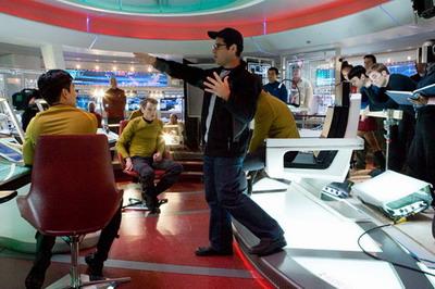 J·J·艾布拉姆斯确定执导《星际迷航2》 档期推迟明年开拍