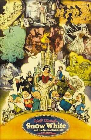 白雪公主和七个小矮人 (1937)