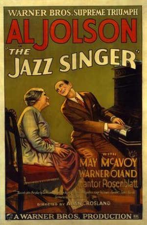 爵士歌手 (1927)