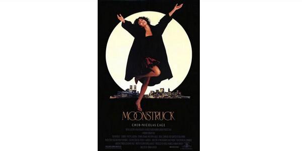 4、《月色撩人》(Moonstruck),1987年
