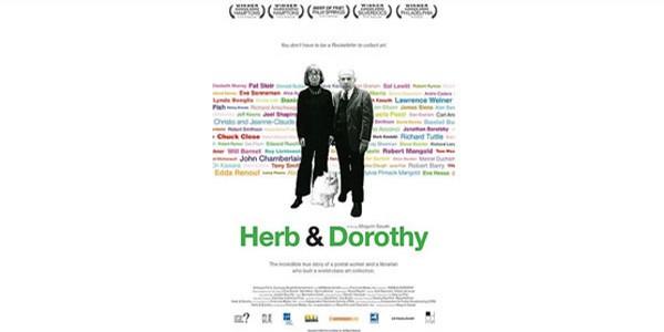 5、《赫伯与多乐茜》(Herb and Dorothy),2008年