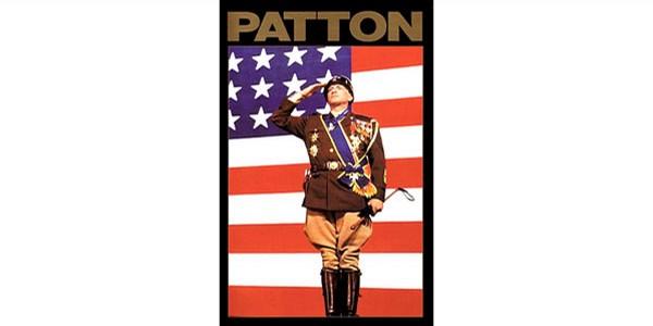 3、《巴顿将军》(Patton),1970年