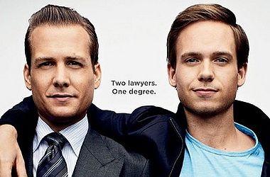 金装律师 Suits