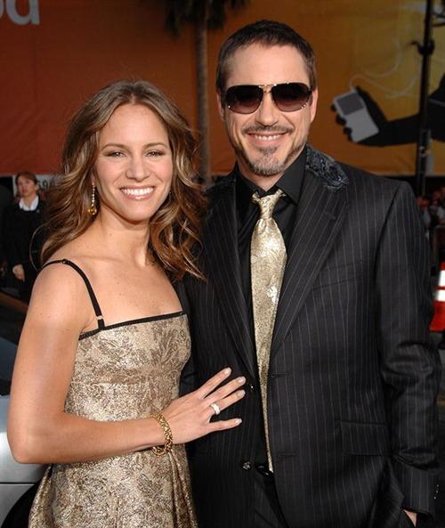 钢铁侠要当爸爸了 小罗伯特·唐尼夫妇宣布怀孕消息