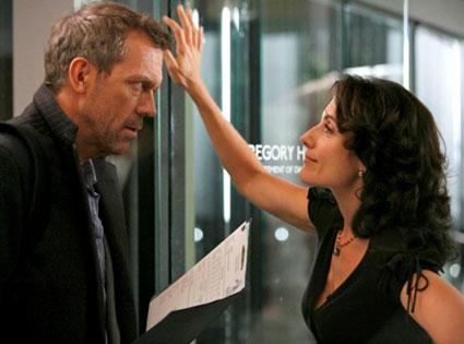 """《豪斯医生》:Hugh Laurie对Lisa Edelstein的退出表示""""很震惊"""""""