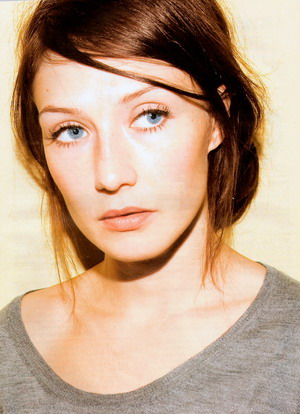 《黑皮书》女星卡里斯·范·侯登(Carice Van Houten)