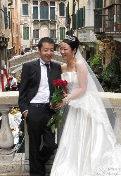 贾樟柯赵涛宣布结婚 事业福地威尼斯拍婚纱照