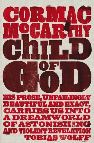 《上帝之子Child of God》原著封面