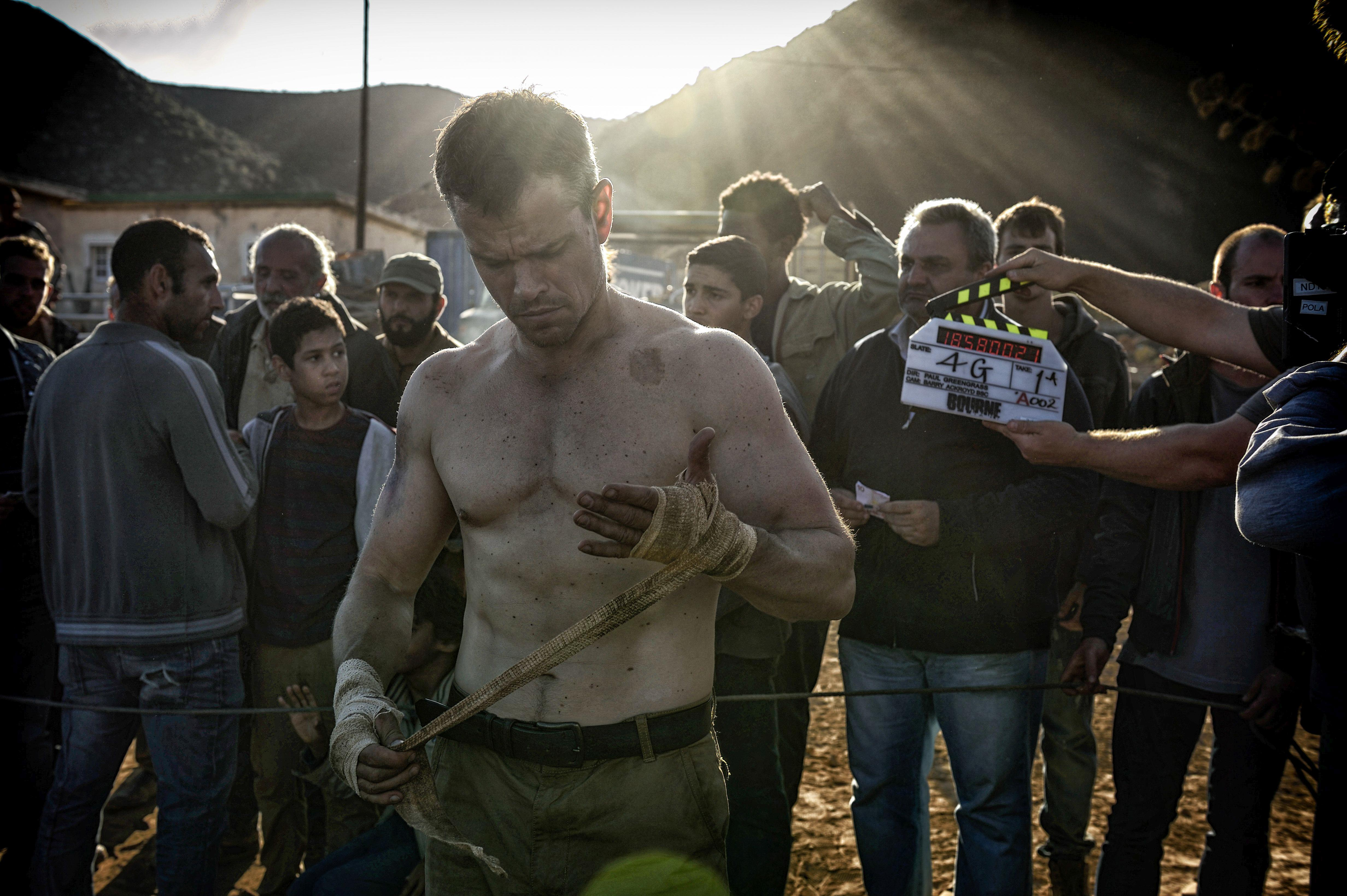 《谍影重重5》 (Untitled Bourne Film)首曝官方剧照