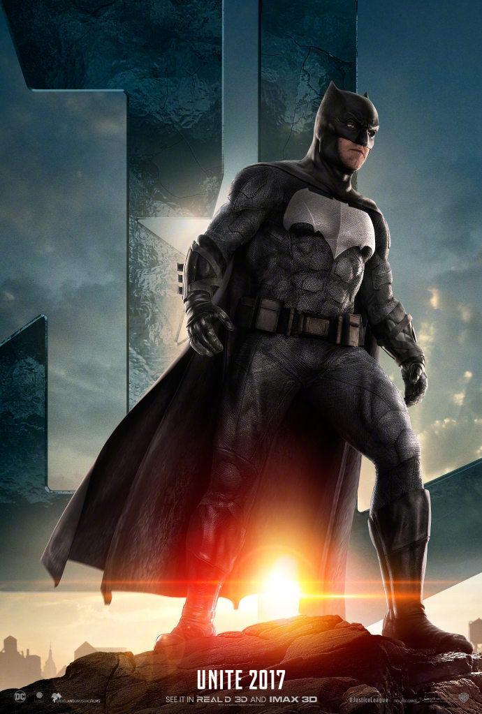 《正义联盟》曝蝙蝠侠、闪电侠和海王先导预告