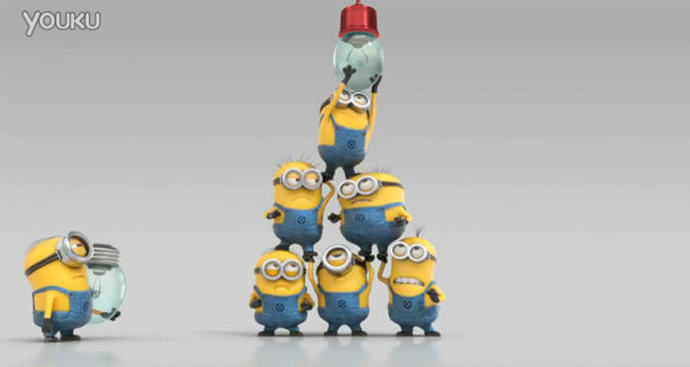 《卑鄙的我2》(Despicable Me 2)欢乐新春预告片