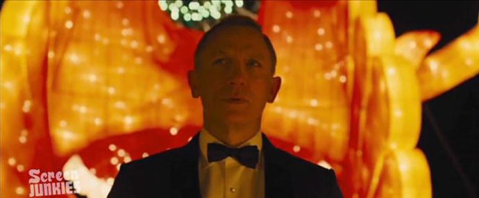 诚实预告《007:大破天幕杀机》(SkyFall)