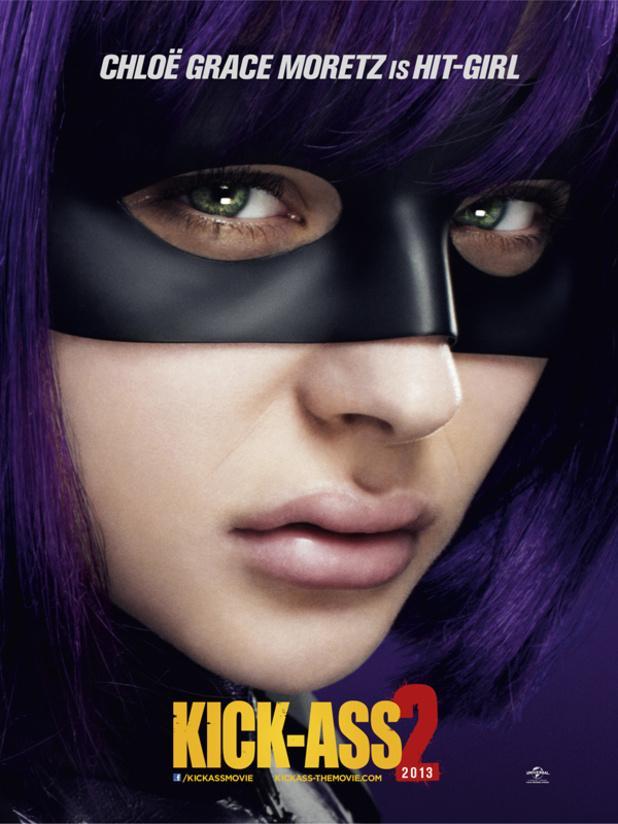 《海扁王2》(Kick-Ass 2)首发中文预告 超杀女回归重口味大乱斗