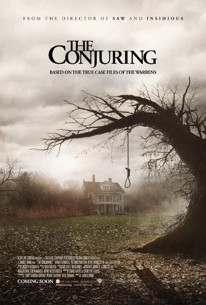 《电锯惊魂》导演詹姆斯·温新作《招魂》(The Conjuring)全长预告