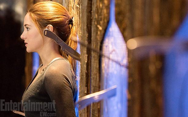 《分歧者》(Divergent)发布首张剧照