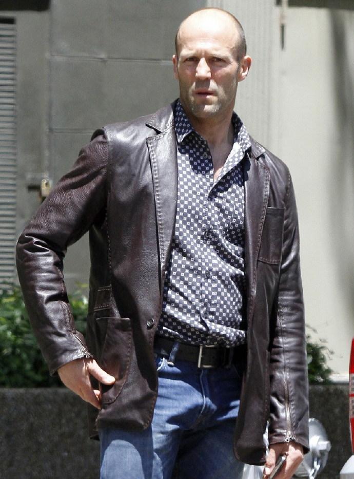 杰森·斯坦森(Jason Statham)将加盟《速度与激情7》