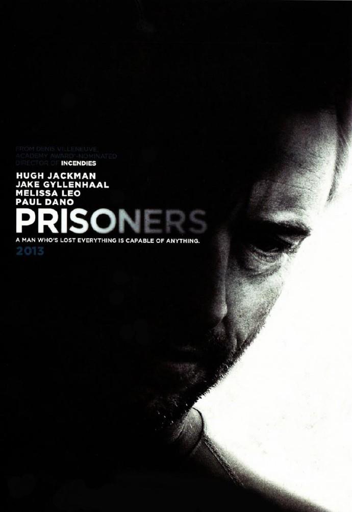 休·杰克曼 联手 杰克·吉伦哈尔《囚徒》(Prisoners)首发预告