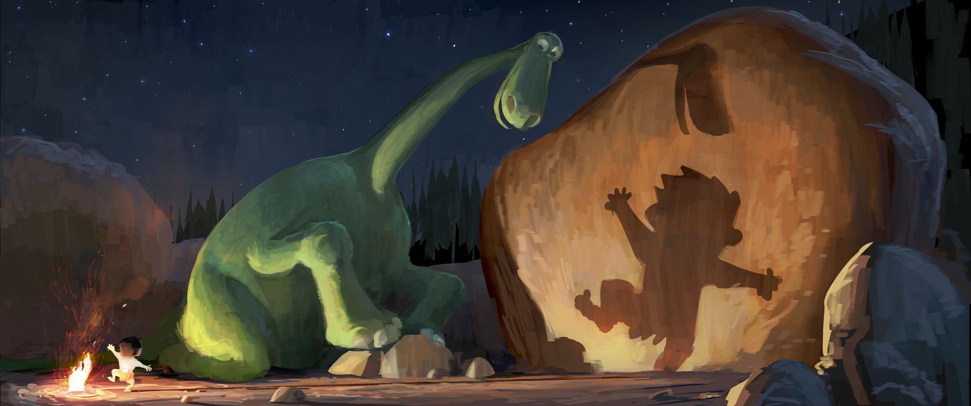 """传皮克斯《美好的恐龙世界》(The Good Dinosaur)换主创 """"飞屋""""导演被踢走"""
