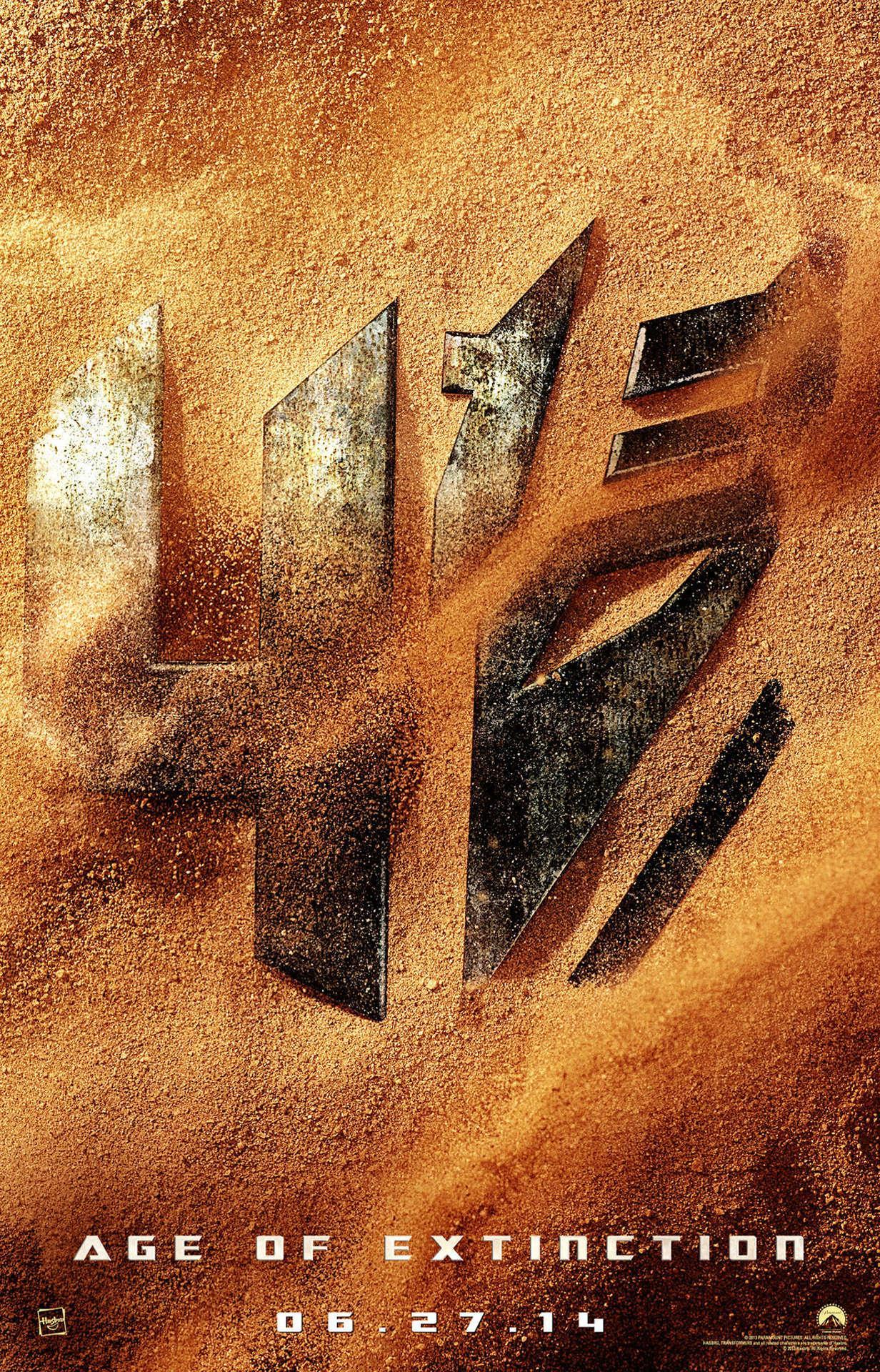 变形金刚4 正式定名《变形金刚:灭绝时代》(Transformers: Age of Extinction )
