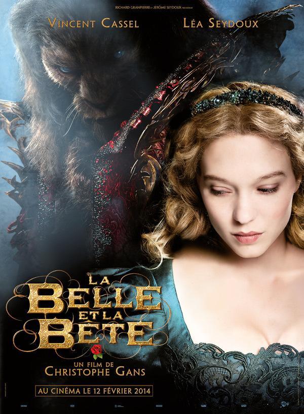 真人版《美女与野兽》(Beauty and the Beast)发布海报和剧照