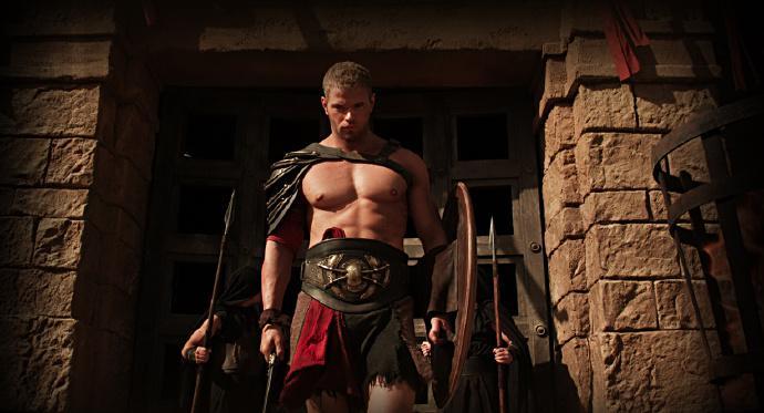 《海格力斯:传说之始》(Hercules:The Legend Begins)先导预告