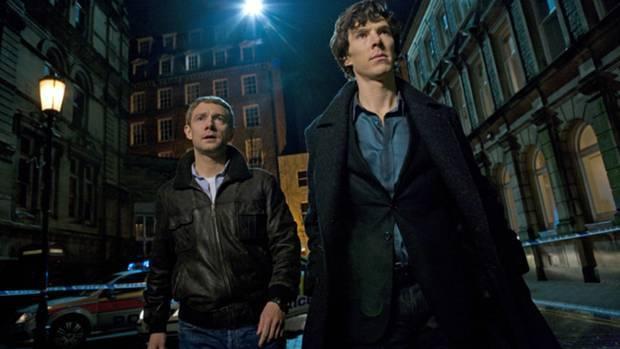 《神探夏洛克》(Sherlock)第三季将回归 美国1月19日首播