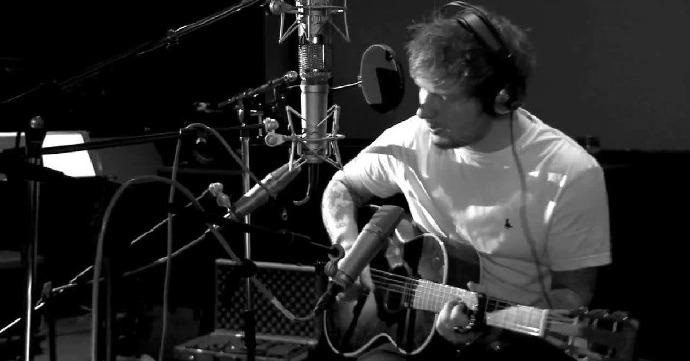 红发艾德(Ed Sheeran)《霍比特人2:史矛革荒漠》主题曲 I See Fire