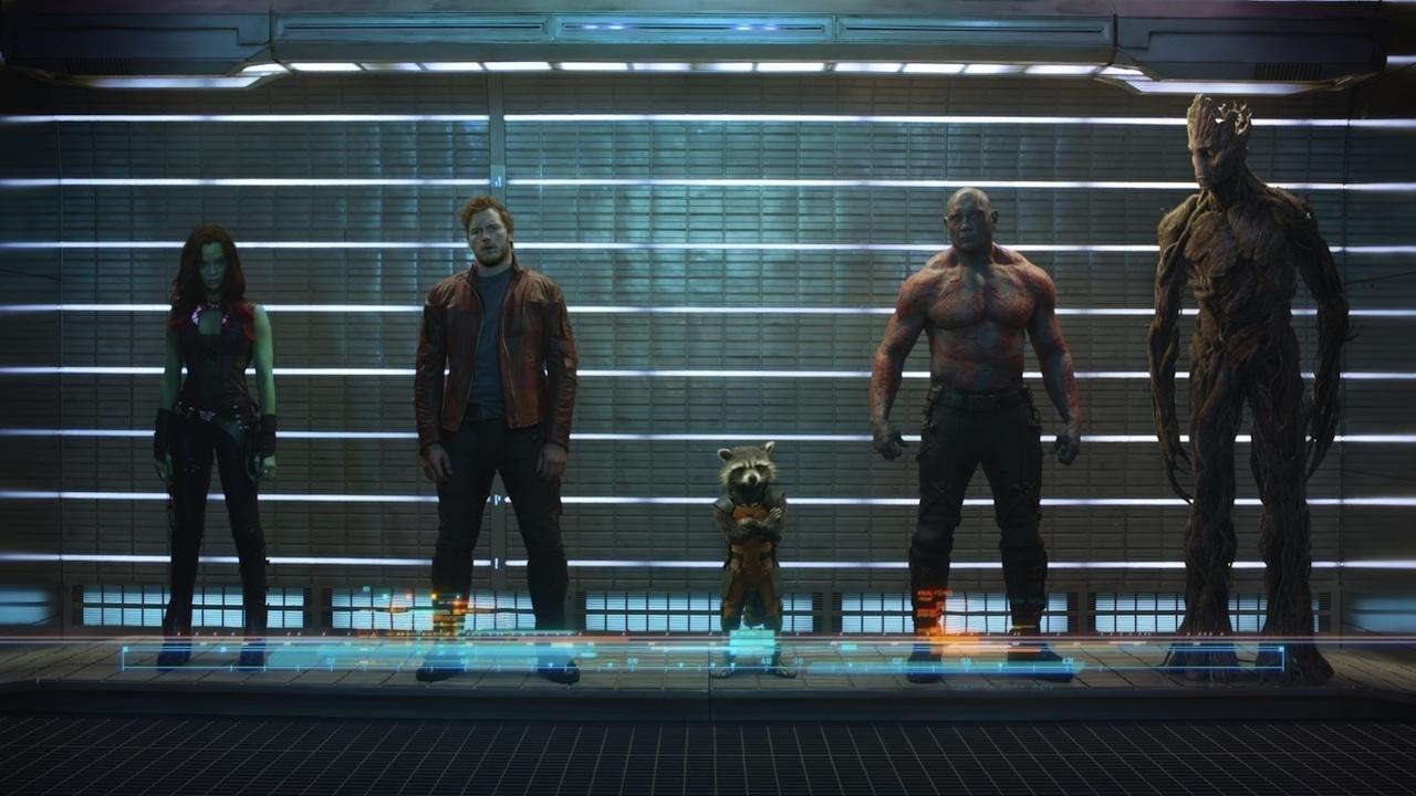 《银河护卫队》(Guardians of the Galaxy)发布首张剧照