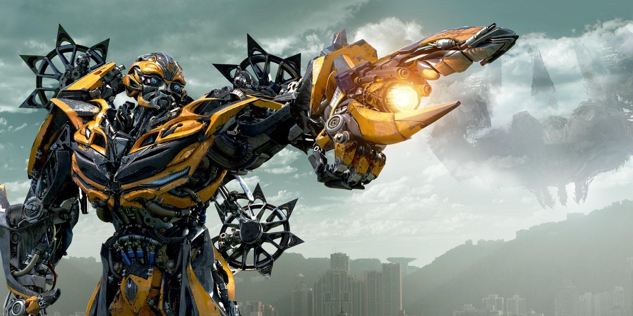 《变形金刚4:绝迹重生》(Transformers: Age of Extinction)极清剧照