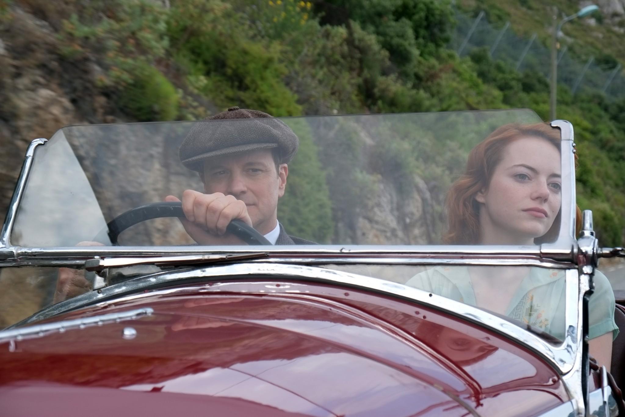 伍迪艾伦新片《魔力月光》首曝预告 科林费斯、艾玛斯通上演奇妙情缘