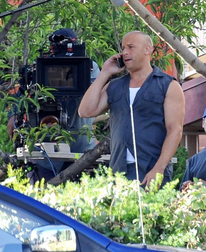 范·迪塞尔公布《速度与激情7》新剧照 保罗·沃克故事线如何调整引关注