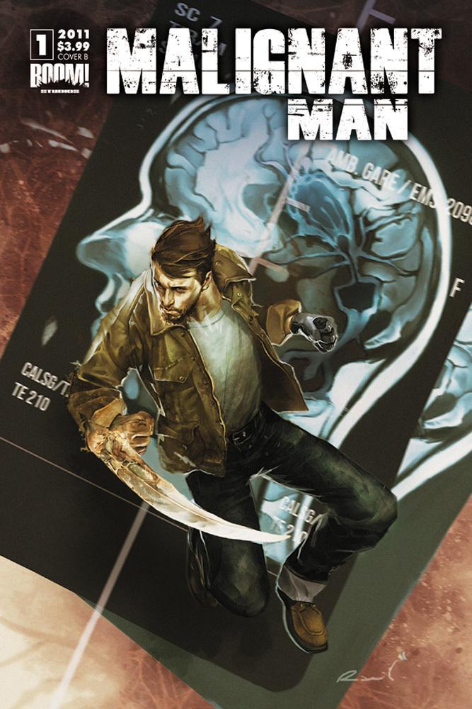 温子仁自创漫画《肿瘤侠》(Malignant Man)将被福克斯搬上银幕