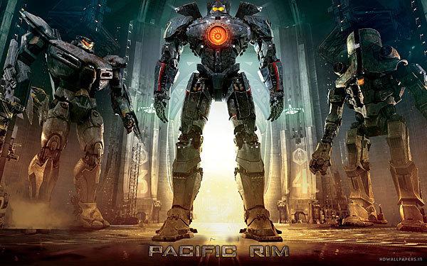 《环太平洋2》将于2017年4月7日上映!