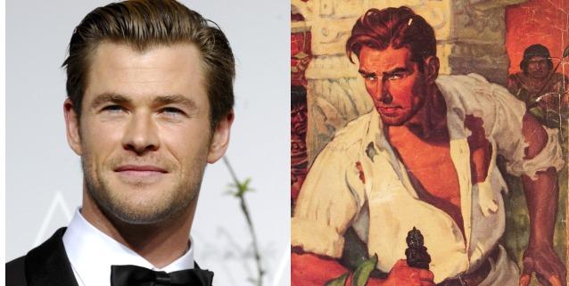 """""""雷神""""克里斯·海姆斯沃斯(Chris Hemsworth)商谈出演""""萨维奇博士"""""""