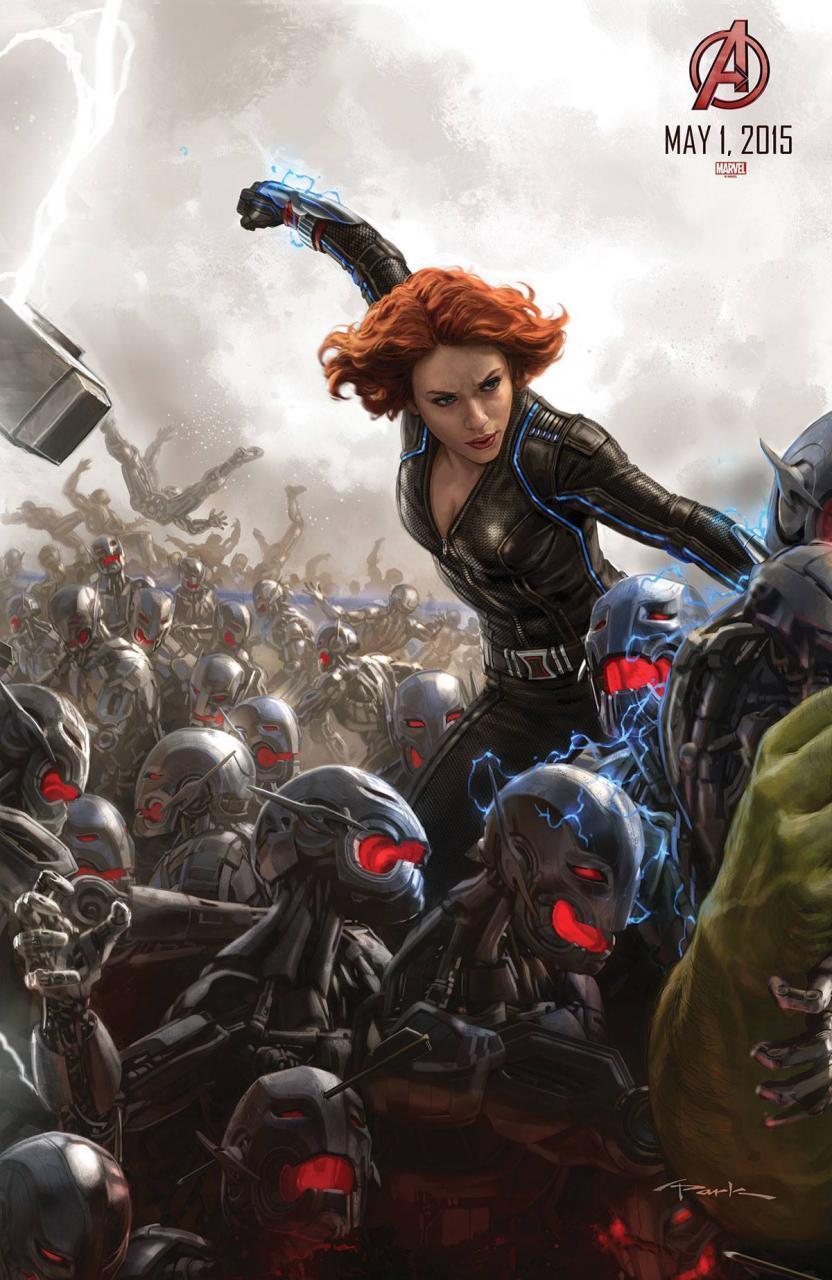 漫威曝光《复仇者联盟2》(Avengers: Age of Ultron)最新概念艺术